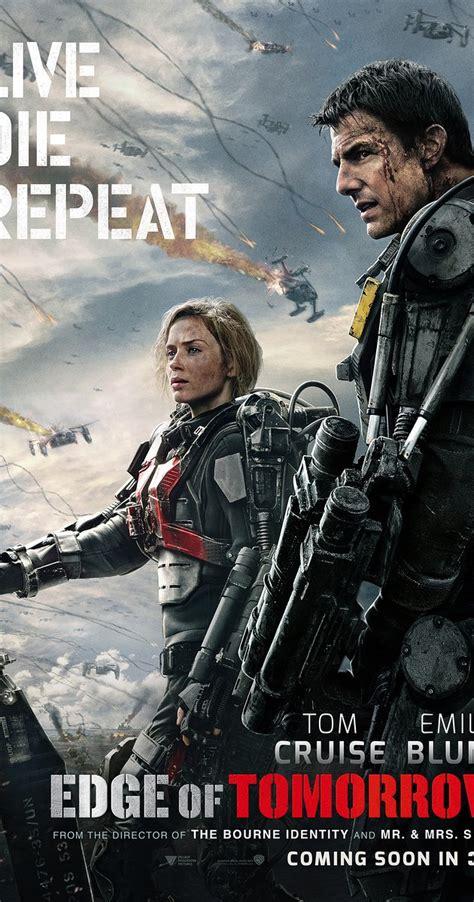 film streaming edge of tomorrow edge of tomorrow 2014 imdb