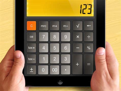 calculator on ipad calculator lcd 2 5 free productivity app for ipad ipa4fun