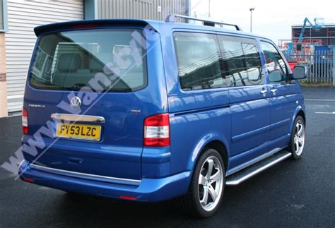 Home And Interior Gifts Rear Spoiler Tailgate Vw T5 Transporter Caravelle Vanstyle