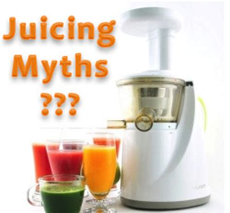 Juice Detox Myths by Juicing Myths Juicing Recipes Tips Questions