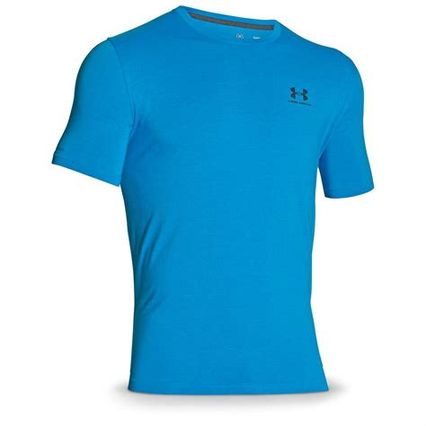 Tshirtt Shirtkaos Armour Blue armour s charged cotton sportstyle t shirt 655753 t shirts at sportsman s guide