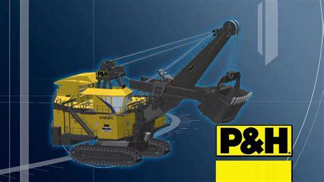 Ac Excavator p h mining equipment 4100xpc ac mechanical systems