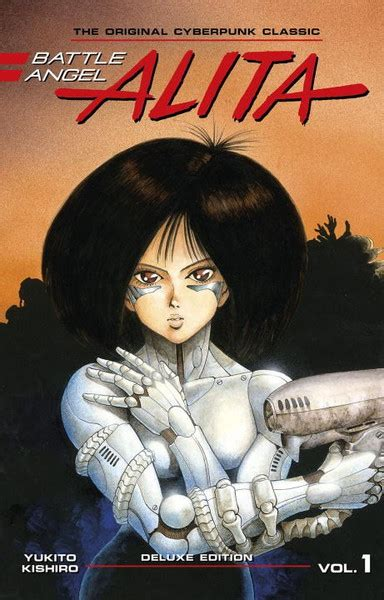 battle alita deluxe edition 3 battle alita deluxe edition volume 1 hardcover