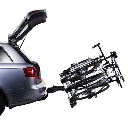 Fahrradhalter Auto Anhängerkupplung Test by Fahrradtraeger