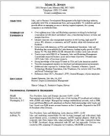 Objectives For Marketing Resume 5 Samples Of Marketing Resume Objective Statements