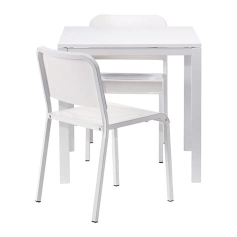 melltorp table and 2 chairs ikea