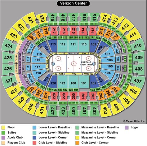 section v hockey schedule 2 lower level washington capitals pittsburgh penguins game