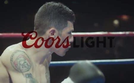 coors light commercial josue rivera