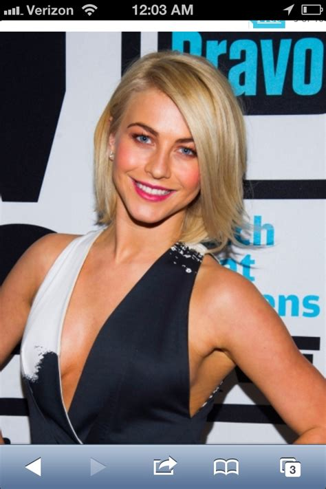 julia hough new haircut julianne hough short hair thinking about chopping it all