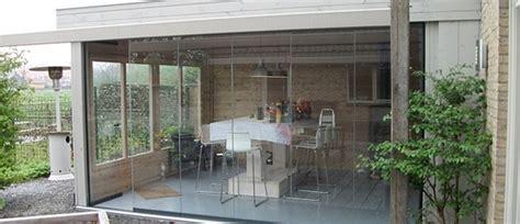 Veranda Glaswand by Lumalux Specialist In Verandabeglazing Op Maat Gemaakt