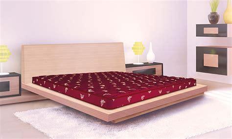 Sleepwell Mattress Durafirm by Sleepwell Mattress Review India