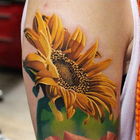 sunflower tattoo meaning best 25 sunflower meaning ideas on