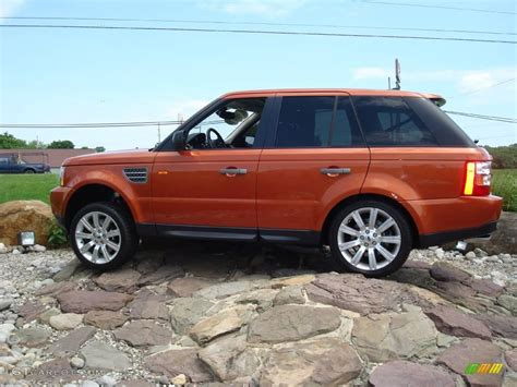 orange range rover 100 orange range rover range rover style 12v