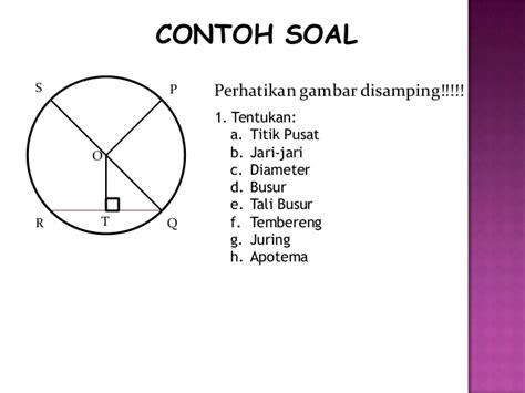 Tali Busur lingkaran