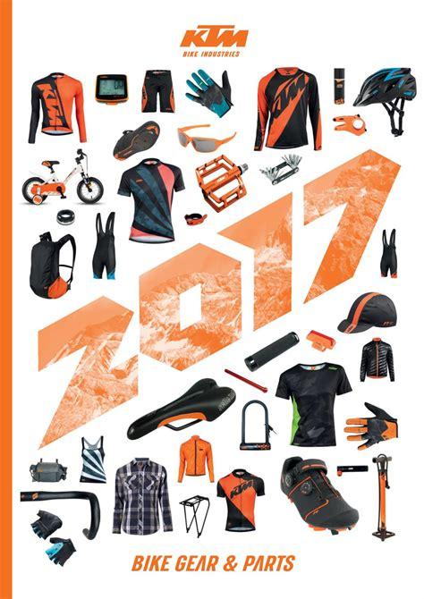 Ktm Parts Catalogue Ktm Gear Parts Catalogue 2017 By Ktm Bike Industries Issuu
