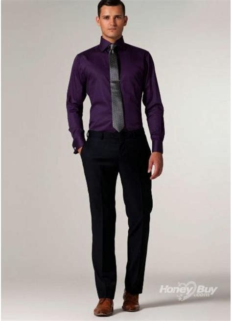 Dasi Purple Tie purple purple and shirts on