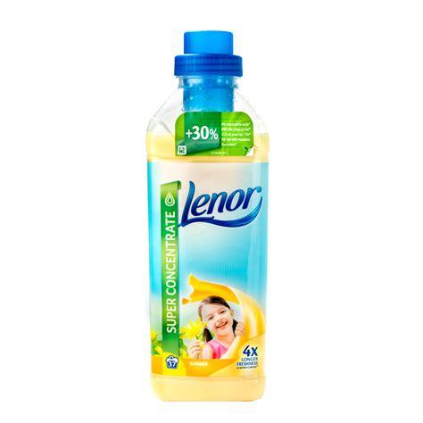 Deterjend Liquid Softener lenor liquid fabric softener summer 925ml 30