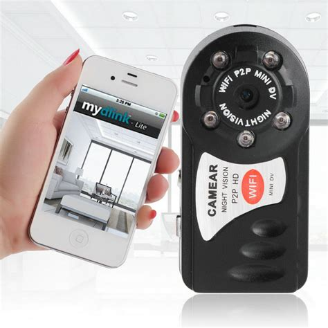 remote surveillance wireless wifi p2p mini remote surveillance security