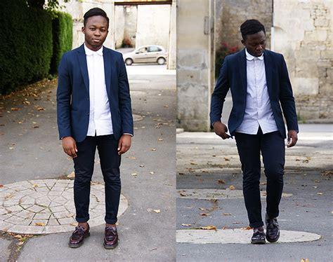 Docmart Grey ludovic pieterson h m suit carven shirt zara pant dr