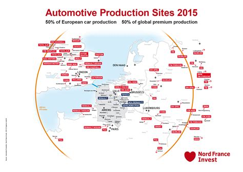 Northern France ideal location for the automotive industry