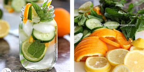 Slimming Detox Water by Get Daily Recipes Slimming Detox Water