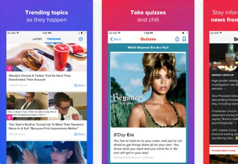 layout app buzzfeed best news apps for iphone and ipad