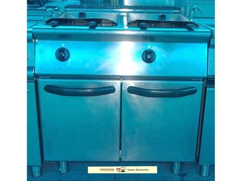 friggitrice a gas 2 vasche friggitrice a gas 2 vasche usata garantita 6 mesi marche