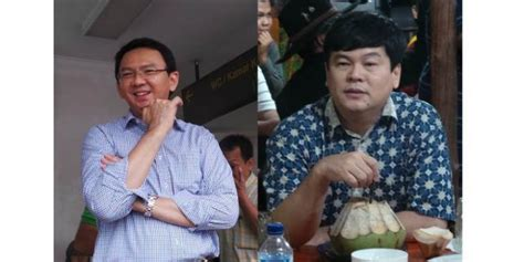 ahok bupati belitung berita indonesia raya adiknya kalah di pilkada ahok