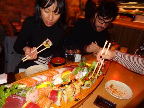 the love boat sushi 15 sushi love boat for 4 sapporo haru me so hungry