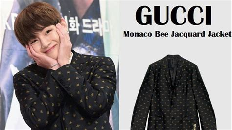 Baju Gucci V Bts 3 times when v gifts other members with gucci bts news