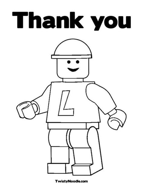 printable lego birthday thank you cards thank you lego card free printable save as pdf print in