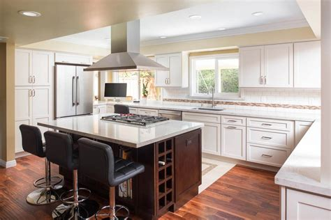 Living Room Concepts by Kitchen Remodeled From Galley To Open Concept Classic