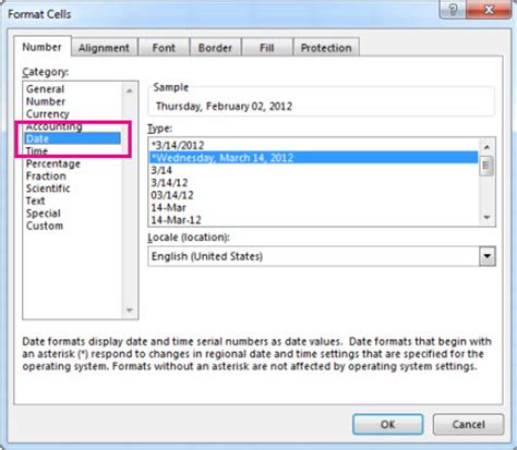 format date excel en vba format a date the way you want office support