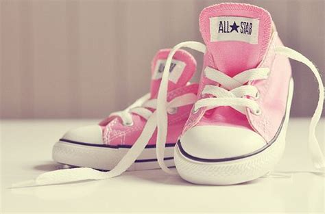 baby shoes converse pink converse