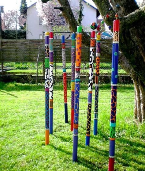 basteln gartenstecker mit kindern colorseven info