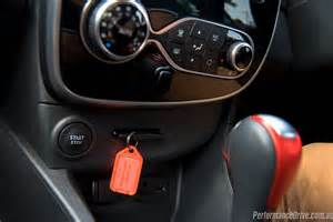 Renault Clio Key Renault Clio R S 220 Trophy Review Performancedrive