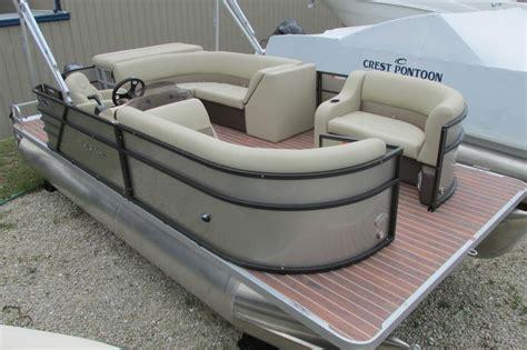 boats for sale melbourne florida crest pontoons boats for sale in melbourne florida