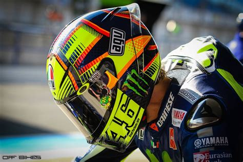 Monster Energy Visier Aufkleber by Racing Helmets Garage Agv Pistagp Valentino Rossi 2015 By