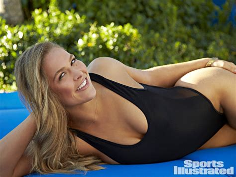 ronda rousey sports illustrated swimsuit issue ronda rousey swimsuit issue ecanadanow