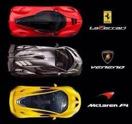 Laferrari Vs Lamborghini Veneno Lamborghini Veneno Vs Laferrari Vs Mclaren P1