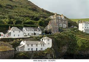 Fern Cottage Port Isaac by Doc Martins Stock Photos Doc Martins Stock Images Alamy