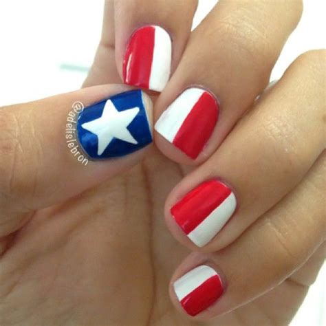 the best nail color for latinas 97 best images about 4th of july nails on pinterest nail