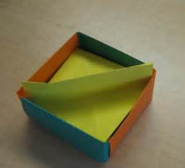 Tomoko Fuse Origami Boxes - tomoko fuse box with a partition springer origami club