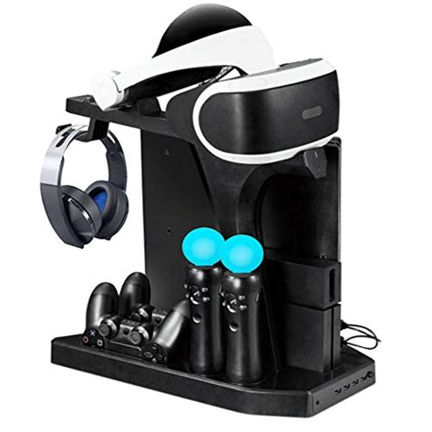 Dijamin Charge Move Dobe For Ps Move charging display vertical stand for ps vr doubi