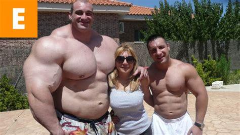imagenes mas fuertes del mundo las personas m 225 s fuertes y musculosas del mundo the