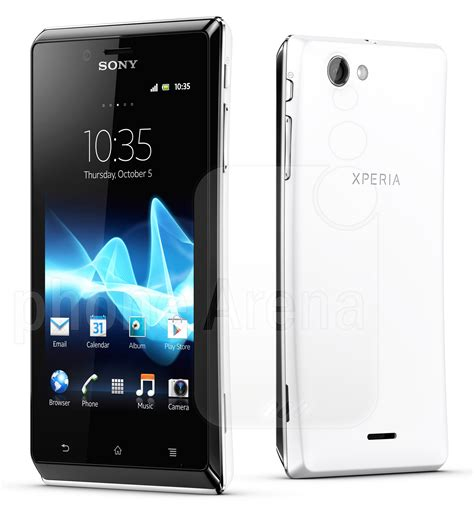Hp Sony Android Xperia J sony xperia j