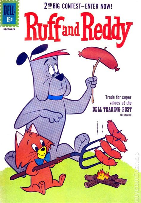 ruff books ruff and reddy 1960 comic books