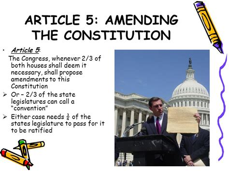 article 1 section 5 of the constitution articles of the constitution thinglink