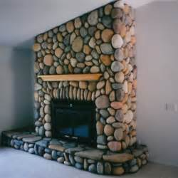 unique fireplace ideas on pinterest fireplaces fireplace made from tiny rocks home decorating trends