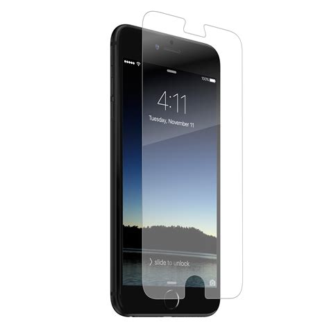 shop invisibleshield glass for iphone 7 plus free shipping mophie